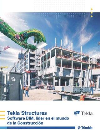 Brochure Tekla Structures