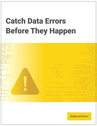 Catch Data Errors Before They Happen