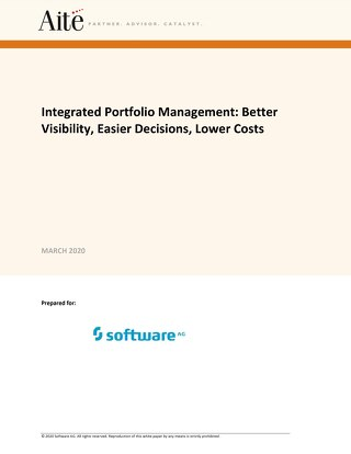 Integrated Portfolio Management Whitepaper