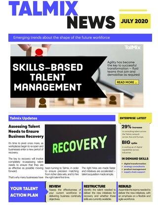 Enterprise Newsletter (July)