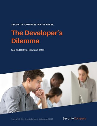 The Developer's Dilemma
