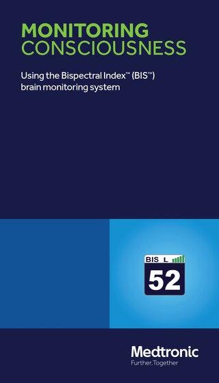 Pocket Guide: BIS™ Monitoring System
