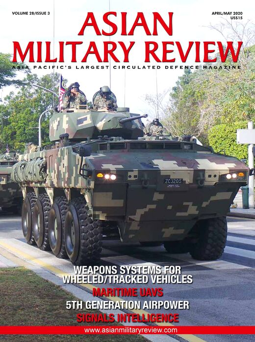 AI Cuts Clutter Asian Military Review