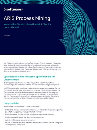 ARIS Process Mining