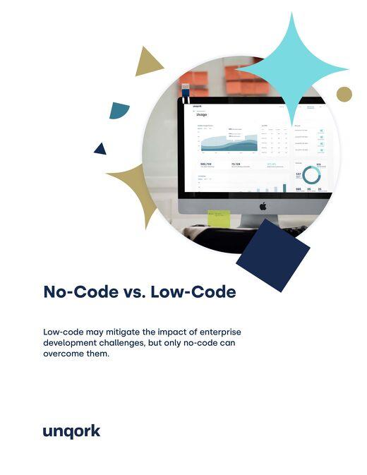 eBook: No-Code vs Low-Code