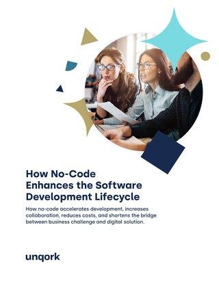 eBook: How No-Code Enhances the Software Development Lifecycle