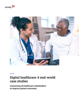 Experience digital. Healthcare.