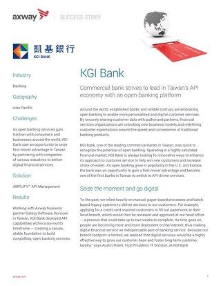 KGI Bank