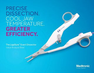 Value Analysis Brief: LigaSure™ Exact Dissector