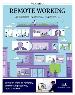 Remote Working June 2020