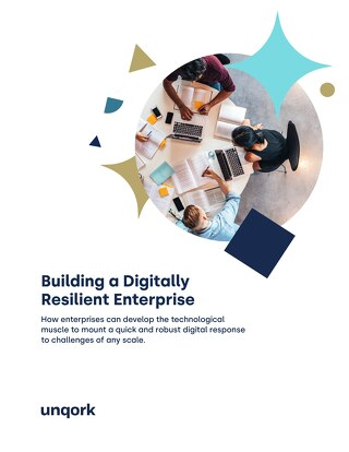eBook: Building a Digitally Resilient Enterprise