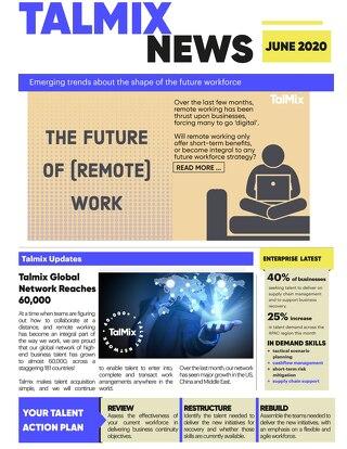 Enterprise Newsletter (June)