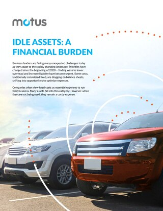 Motus Cost of Idle Assets Report
