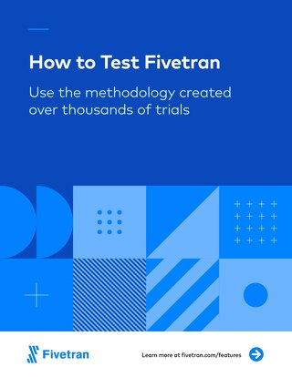 How to Test Fivetran