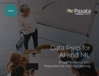 Data Prep for AI and ML: 8 Steps to Master Data Preparation for Machine Learning