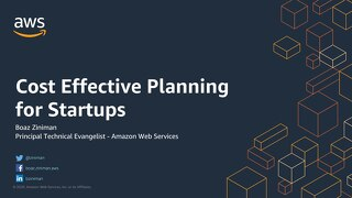 Cost Effective Planning for Startups