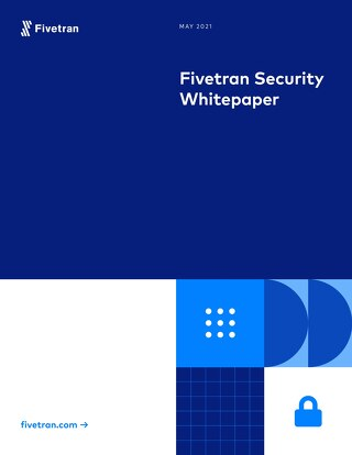 Fivetran Security Whitepaper