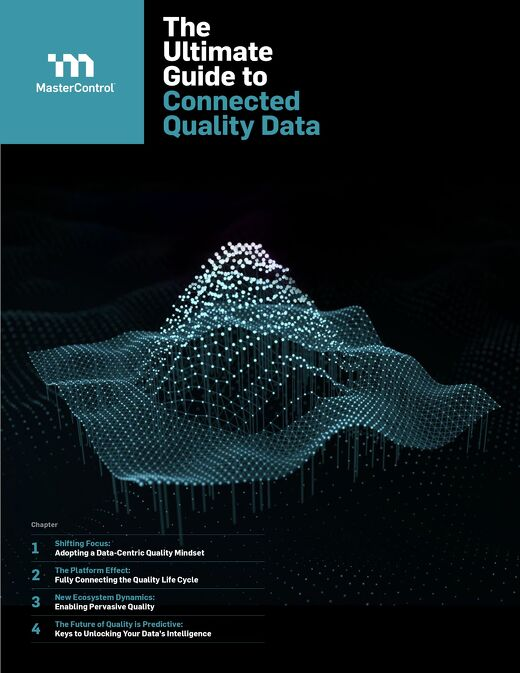 2020 Ultimate Guide to Connected Quality Data