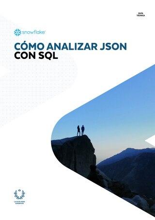 Como analiszar JSON con SQL