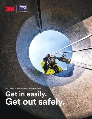 3M™ DBI-SALA® Confined Space Solutions