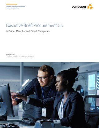Executive Brief: Procurement 2.0