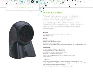 ACDI Barcode Scanner