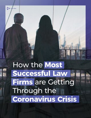 How the Most Successful Law Firms are Getting Through the Coronavirus Crisis