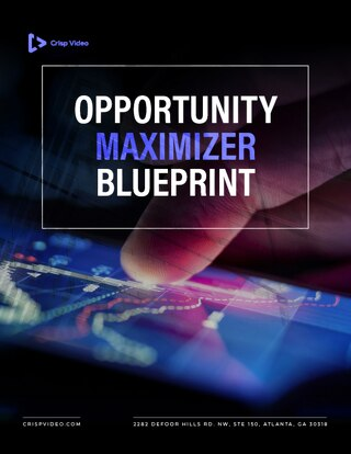Crisp Coach Opportunity Maximizer Blueprint