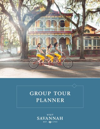 Visit Savannah Group Tour Planner