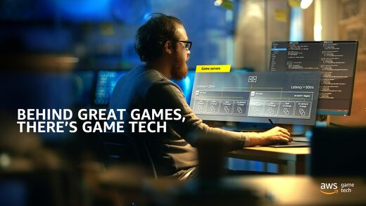 Overview - Introduction to AWS Game Tech