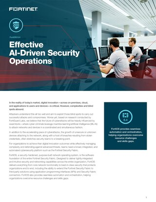 Effective AI-Driven Security Operations