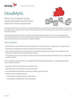 CloudMyGL