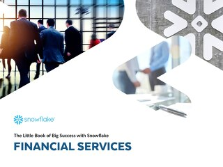 Little Book of Big Success with Snowflake - Financial Services