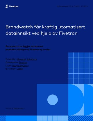 NO Brandwatch Case Study