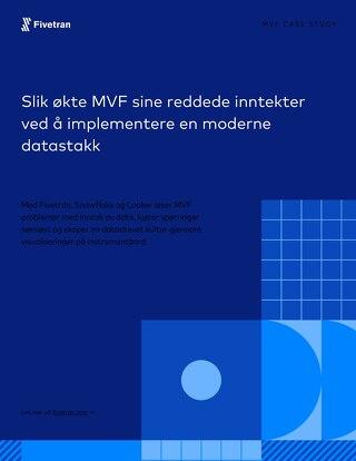 NO MVF Case Study