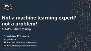 Not a machine learning expert? Not a problem!