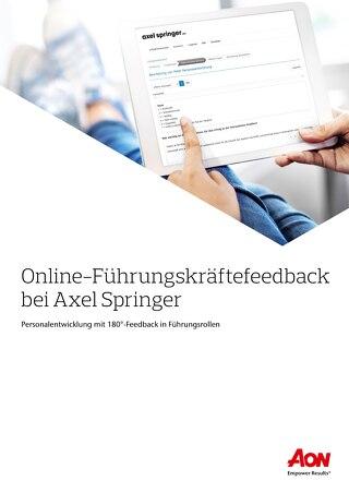 Case Study Axel Springer