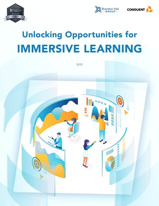 Unlocking Opportunities for Immersive Learning