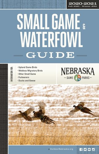 2020 Small Game and Waterfowl Guide