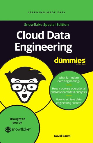 Cloud Data Engineering for Dummies