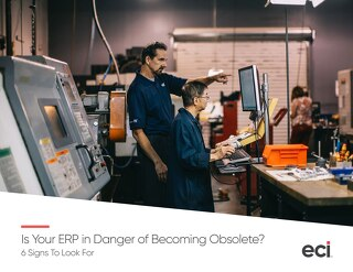 Is Your ERP in Danger of Becoming Obsolete ebook