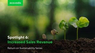 Spotlight 6: Increased Sales Revenue