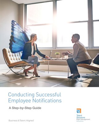 Conducting Successful Employee Notifications Guide