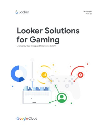 Looker Solutions for Gaming