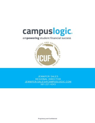 ICUF CampusLogic