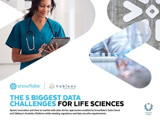 The 5 Biggest Data Challenges for Life Science