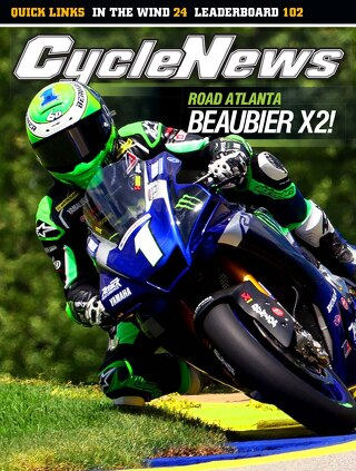 Cycle News 2020 Issue 31 August 4