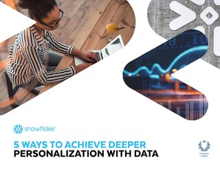 5 Ways to Achieve Deeper Personalization with Data