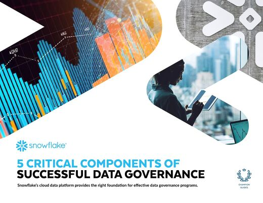 5 Critical Components for Successful Data Governance