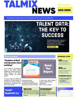 Enterprise Newsletter (August)